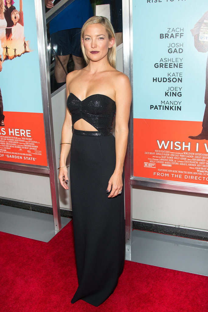 Kate Hudson stunned at the Wis