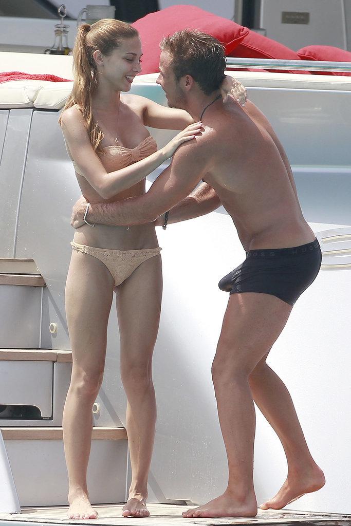 Mario Götze's Bulge Might Be Bigger Than His World Cup Win —NSFW Warning!