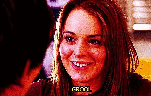 You accidentally make up new words in an attempt to chime in to conversations.