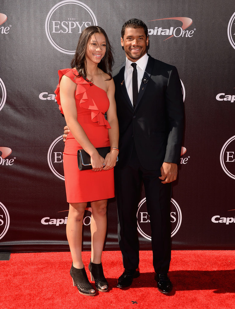 Russell and Anna Wilson