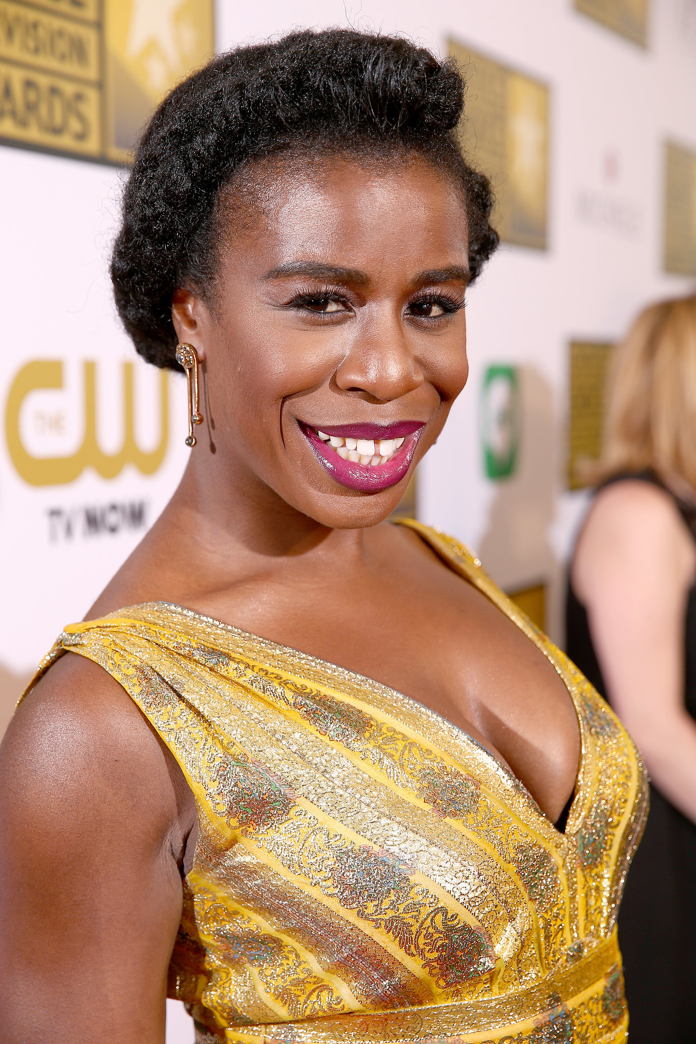 Uzo Aduba Fka Twigs Is The Natural Haired Brit We Can T