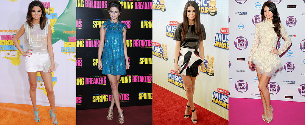Ready? Come and Get It: Selena's Hottest Minidress Moments