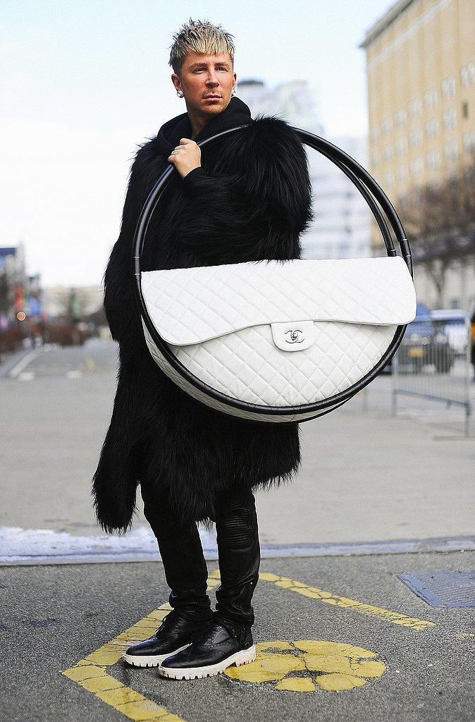 Spring 2013 Hula Hoop Bags