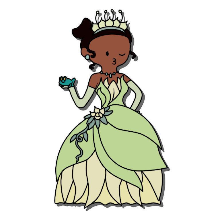 Tiana, The Princess and the Frog