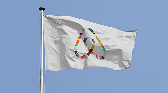 12 Awkward Things Airbnb's New Logo Looks Like