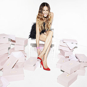 Sarah Jessica Parker SJP Shoe Collection Tour