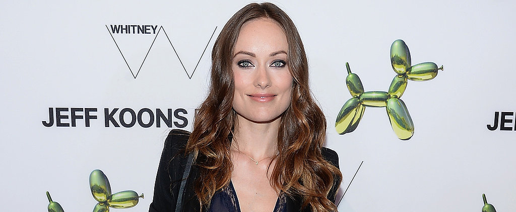 Olivia Wilde Shares a Sweet First Photo of Baby Otis!
