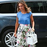 Celebrity Summer Trend Floral Skirts | Video