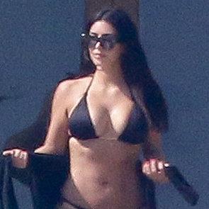Kim Kardashian in a Bikini in Puerto Vallarta | July 2014