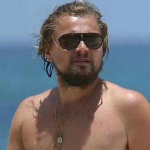 Shirtless Leonardo DiCaprio in Miami Beach 2014   Pictures