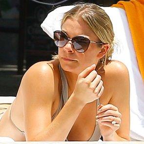 LeAnn Rimes Wears a Bikini in Miami 2014   Pictures