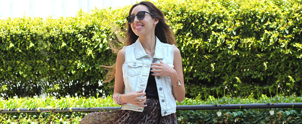 Vested Interest: 10 Real-Girl Ways to Style the Denim Vest