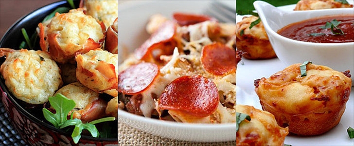 Reinventing Kiddie Food — New Ways to Serve Up Pizza