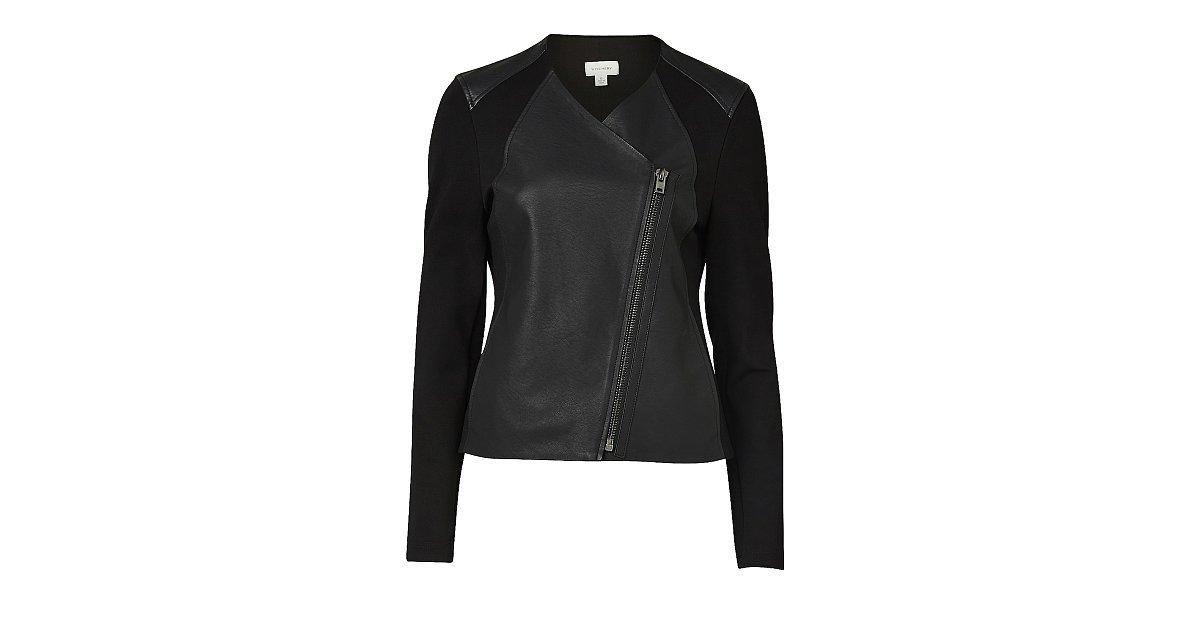 Jacket, $149.95, Witchery | Shop the 10 Best Leather Jackets Online Now | POPSUGAR Fashion Australia