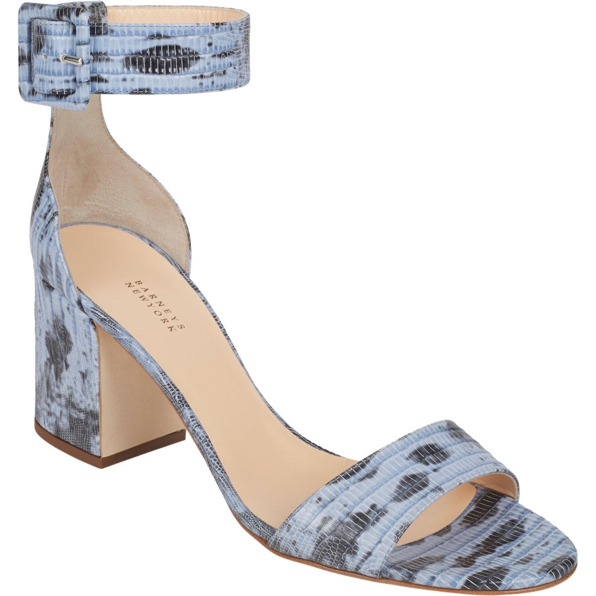 Barneys New York Ankle-Strap Sandal