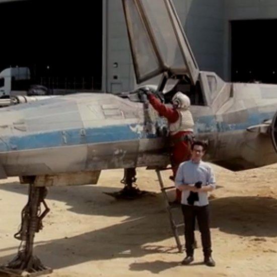 Star Wars X-Wing Plane