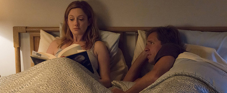 Why Nat Faxon Didn't Want Judy Greer to Touch Him on Their New Comedy
