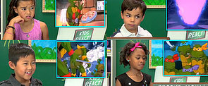 You Will Feel Old Watching Kids React to Teenage Mutant Ninja Turtles