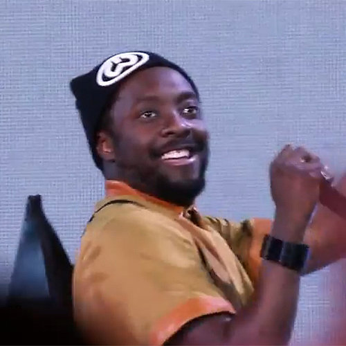 will.i.am Performance of It's My Birthday on The Voice Final