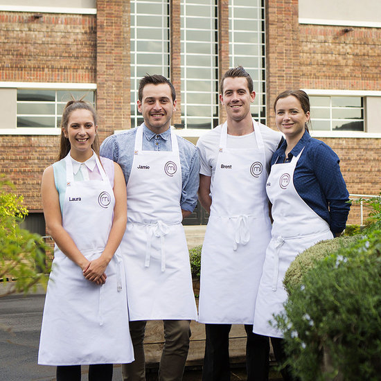MasterChef Australia 2014 Top 4 Contestants