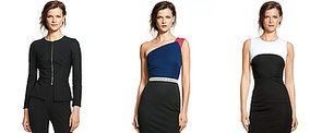 Roland Mouret For Banana Republic Has Arrived!
