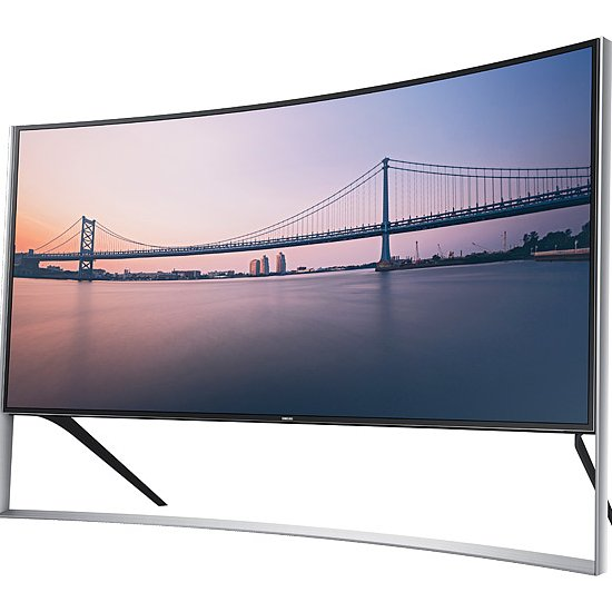 Samsung 105-Inch Curved TV Price