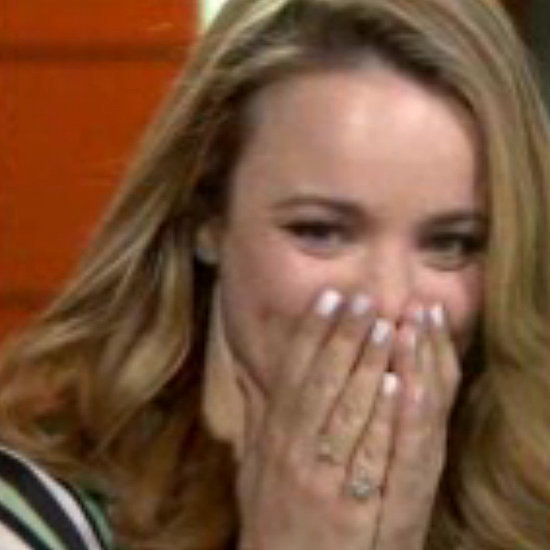 Rachel McAdams Watches Her Notebook Audition | Video