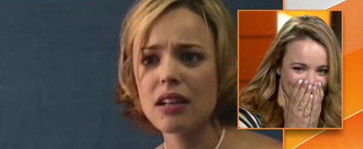 Speed Read: Rachel McAdams Cringes Watching Her Notebook Audition