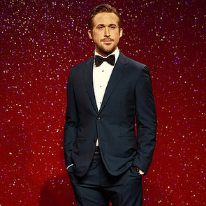 Ryan Gosling's Wax Figure