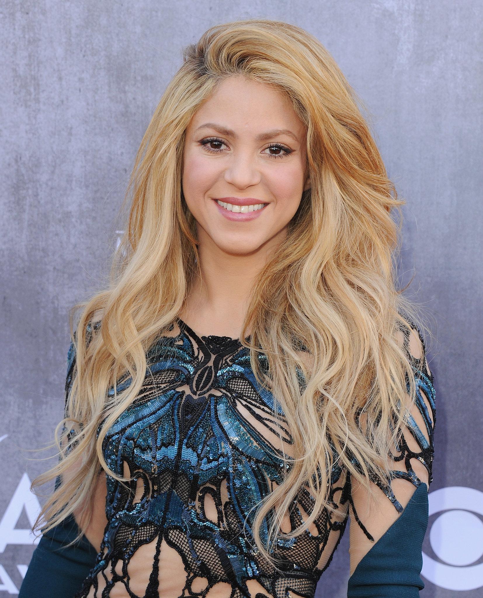 Shakira Shakira Isabel Mebarak Ripoll 55 Music Stars With Real Names You Won T Recognise