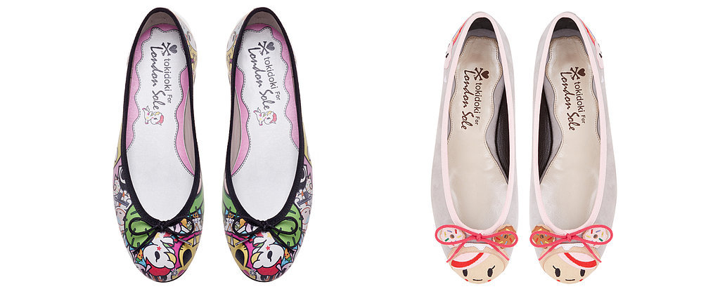 Prepare to Squeal Over the Supercute London Sole x Tokidoki Collab