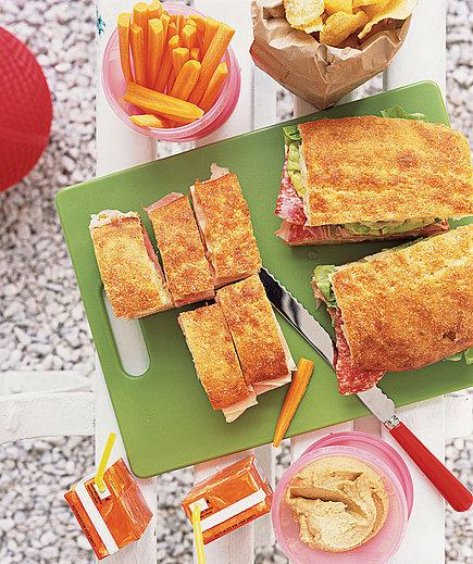 Yin-Yang Sandwiches