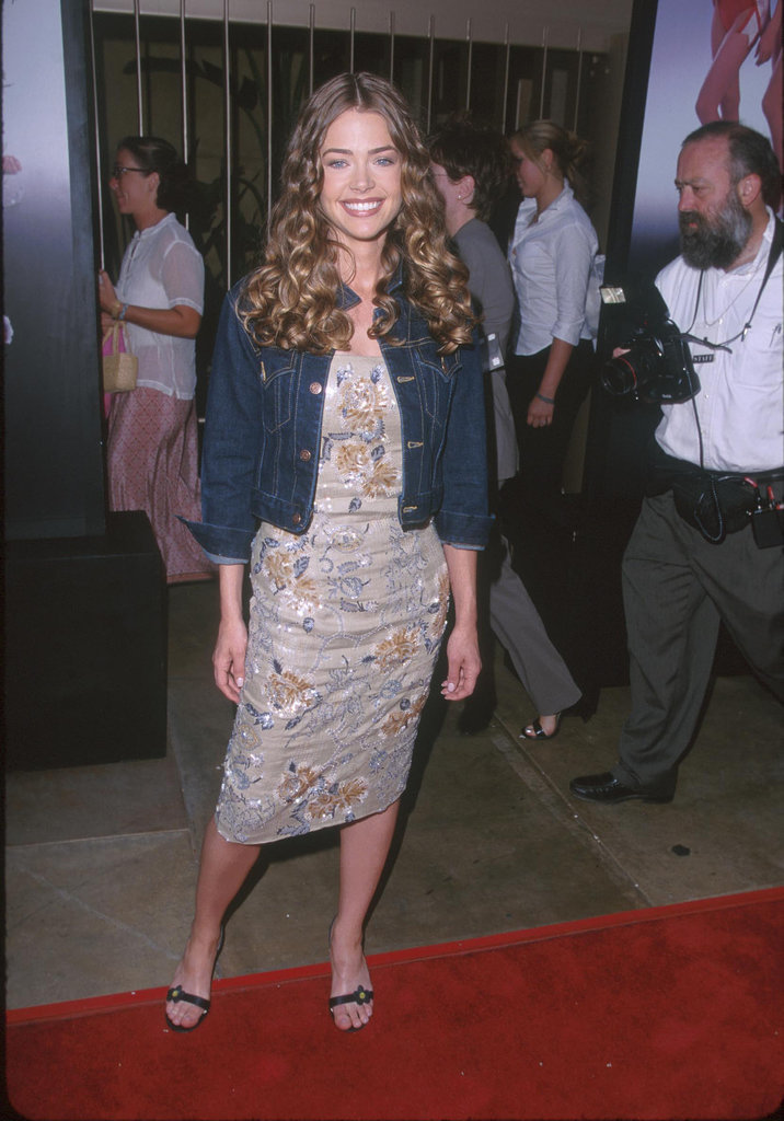 Denise Richards Was So Cute Pre-Charlie Sheen