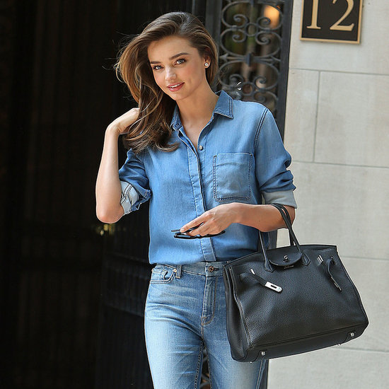 Miranda Kerr Street Style Pictures From July 2014