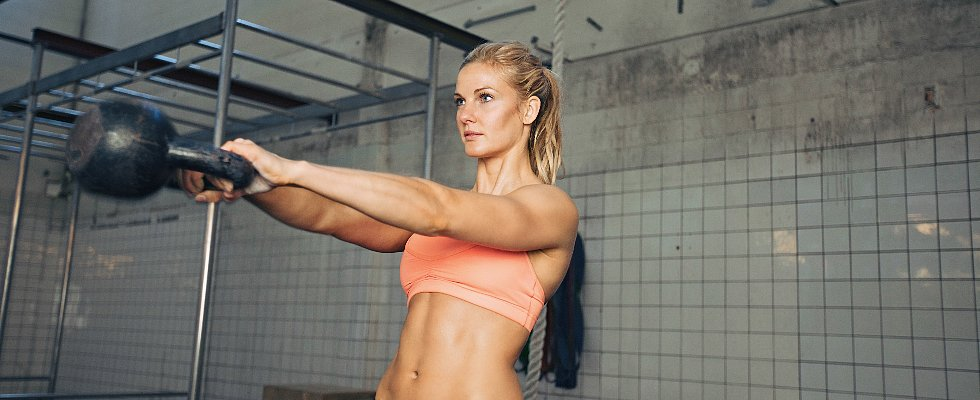 Do You Work Out With Kettlebells?