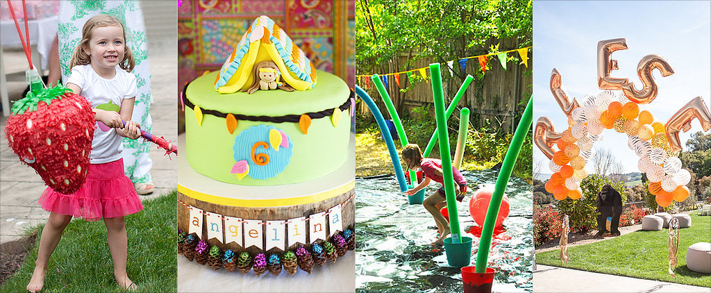 44 Outdoor Parties to Throw Your Summer Birthday Child