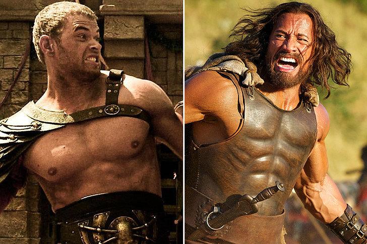 The Legend of Hercules vs. Hercules