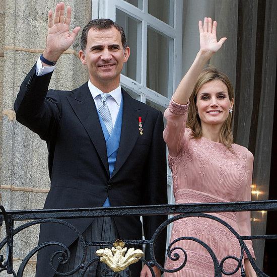 Queen Letizia Has Already Perfected Her Royal Wave