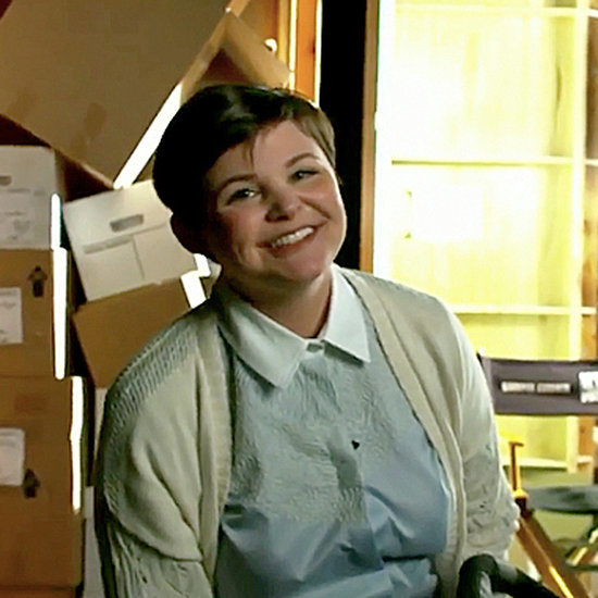 Ginnifer Goodwin's Once Upon a Time Comic-Con Video