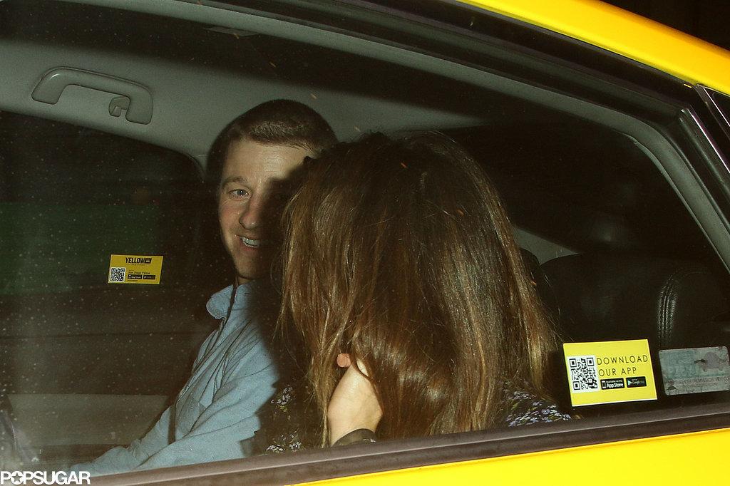 Nina Dobrev and Ben McKenzie's PDA Sparks Romance Rumors
