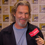 Jeff Bridges Interview For The Giver | Video