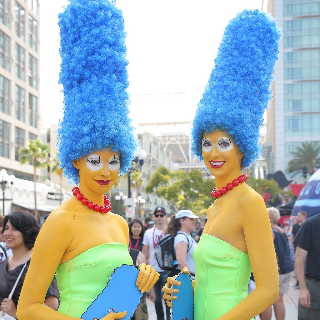Comic-Con Street Style 2014