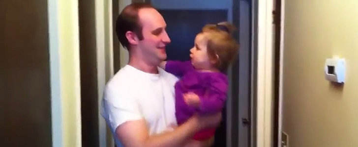 Dad's New Look Causes Major Baby Meltdown
