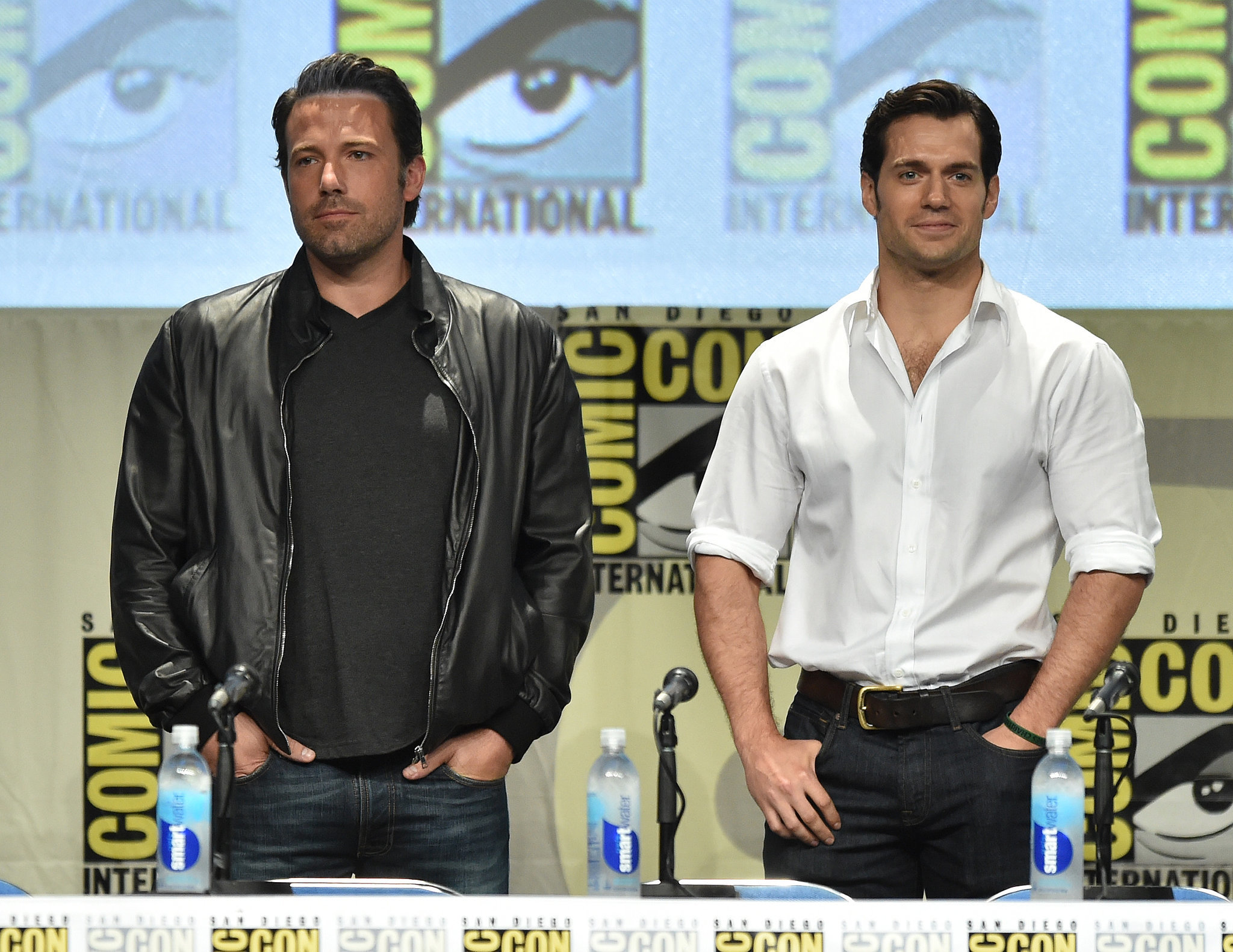 Then Batman and Superman Tried to Hide Them