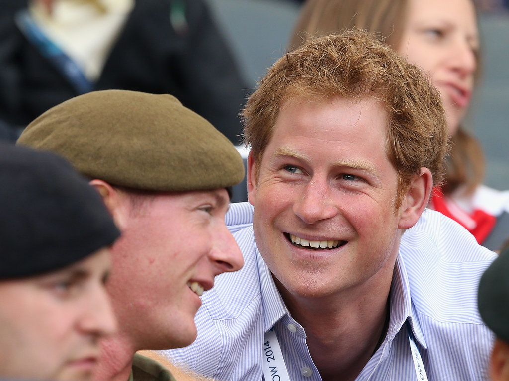 Can You Spot Prince Harry's Epic Photobomb?