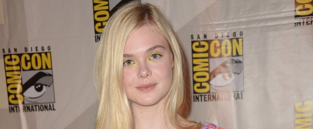 How to Get Elle Fanning's Bright-Eyed Look