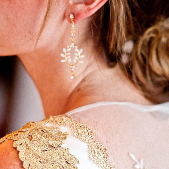 26 Ways to Make Your Wedding Jewelry as Special as the Dress
