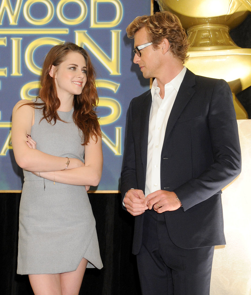 You guys, even Kristen Stewart couldn't deny his charm.