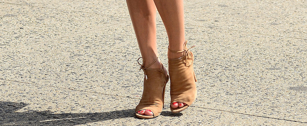 The Shoe Trend That Will Take You From Summer to Fall