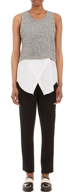 10 Crosby Derek Lam Layered Tunic